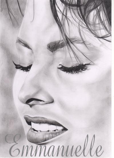Sophia Loren par manue